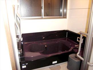 バスルームリフォーム 暖房なしでも温かい!保温効果抜群の浴室