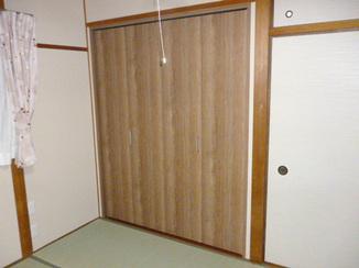 内装リフォーム 綺麗で使いやすいお部屋によく合うクローゼット