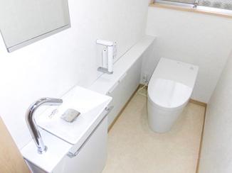 トイレリフォーム トイレ2台同時実施でお得にリフォーム&新設