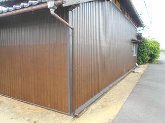 外壁・屋根リフォーム 台風がきても安心の強度を上げた外壁